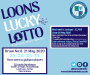 Loons Lucky Lotto - Draw No: 8 Thursday 21 May 2020