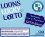 Loons Lucky Lotto Draw - Thursday 17 September