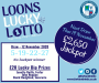 Loons Lucky Lotto Draw (Week 31) - Thursday 12 November