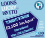 Loons Lucky Lotto Draw - Tonight (29 October)