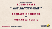 MATCH PREVIEW: Formartine United v Forfar Athletic
