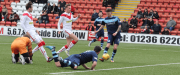 Airdrieonians 1 Forfar Athletic 2
