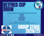 Betfred Cup Group Stage Draw