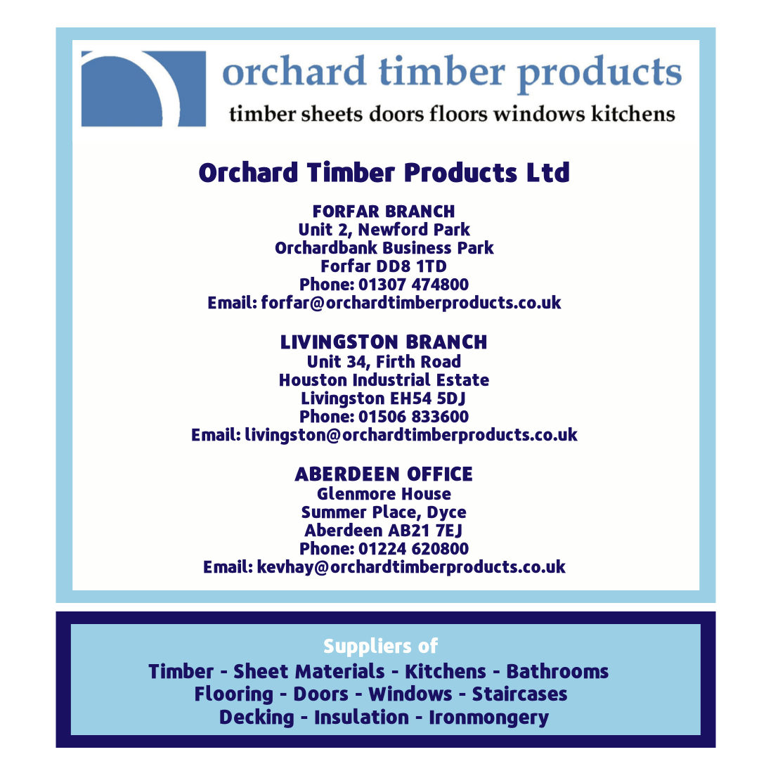 Latest News With Thanks To Orchard Timber Products Ltd